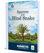 Sparrow and Blind Snake