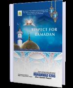 Respect For Ramadan