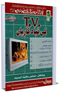 ٹی وی کی تباہ کاریاں