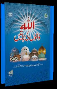 اللہ والوں کی باتیں ۔ جلد اول