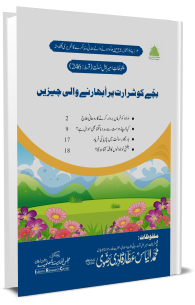 Bachay Ko Shararat Par Ubharne Wali Cheezain