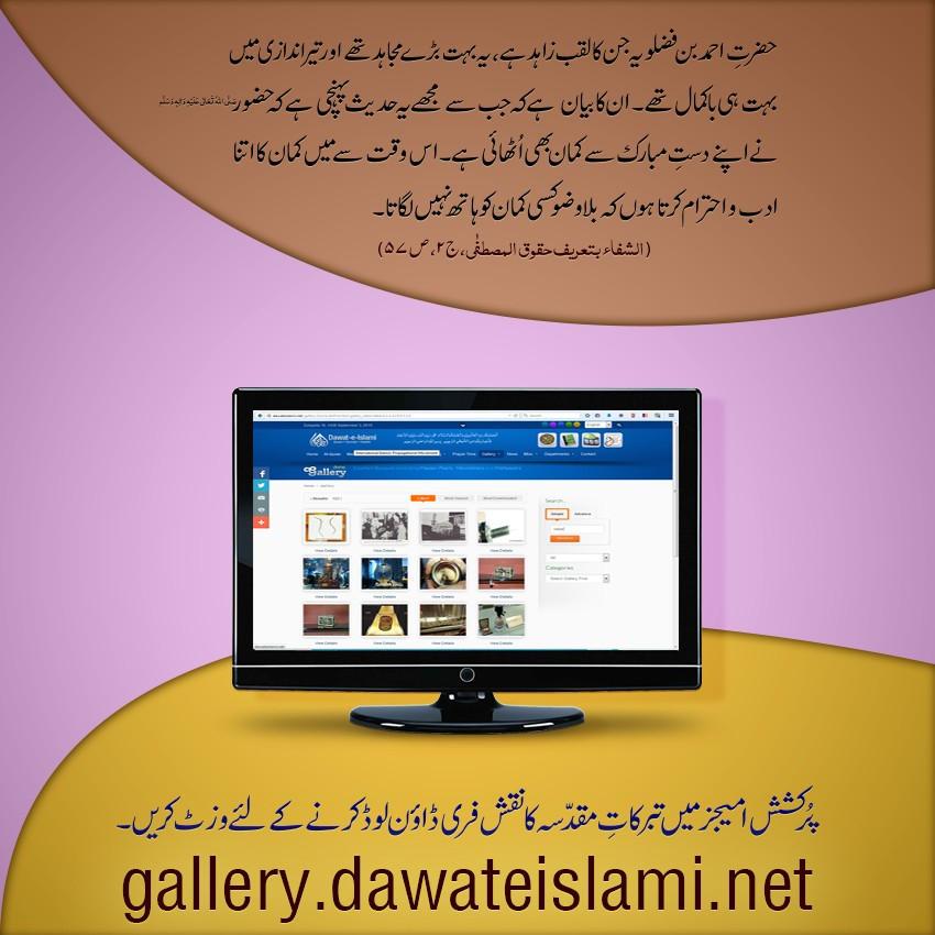 ye bohot baray mujahid thay-gallery service