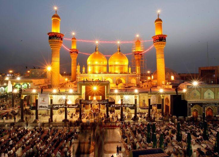 Hazrat Imam Musa Kazim رحمۃاللہ تعالی علیہ