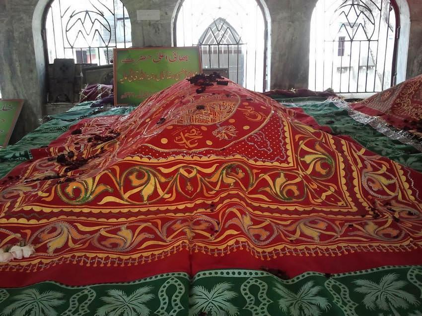 Hazrat Hasan Raza Khan رحمۃ اللہ تعالی علیہ