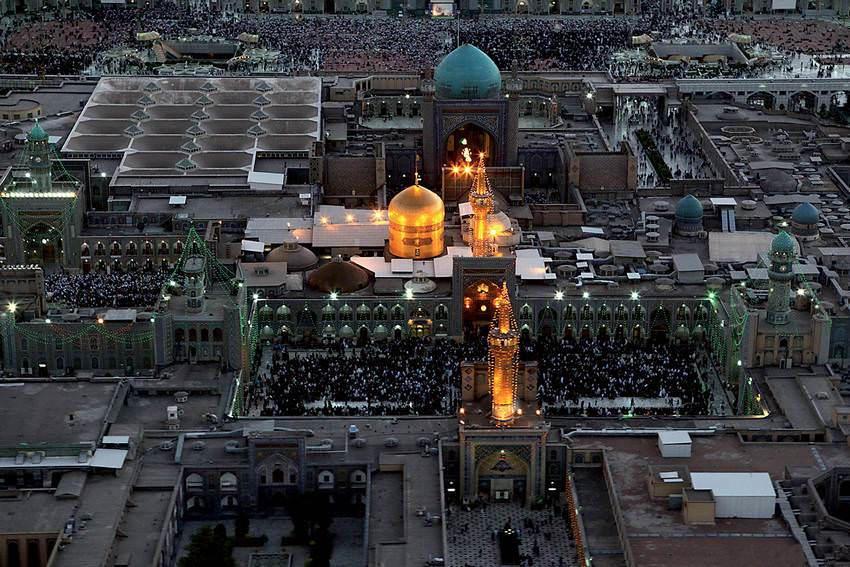 Hazrat Imam Ali Raza رحمۃ اللہ تعالی علیہ