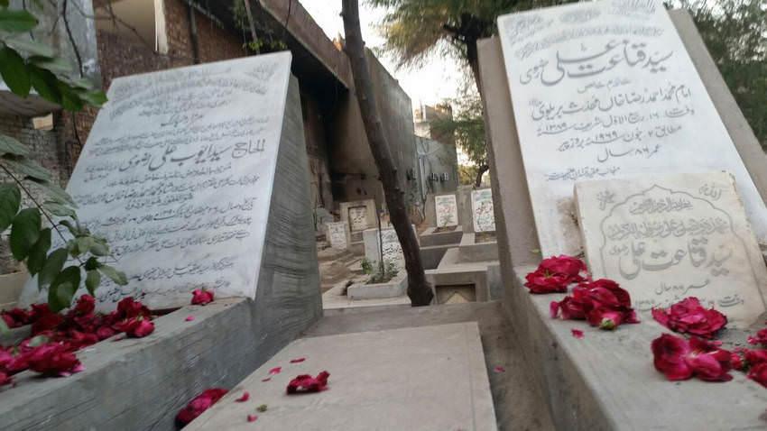 Hazrat Syed Ayub Ali Razawi رحمۃ اللہ تعالی علیہ