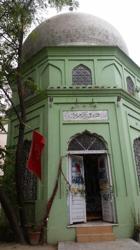 Hazrat Abu-ul-Barkat Sayyid Ahmad Qadri رحمۃ اللہ تعالی علیہ