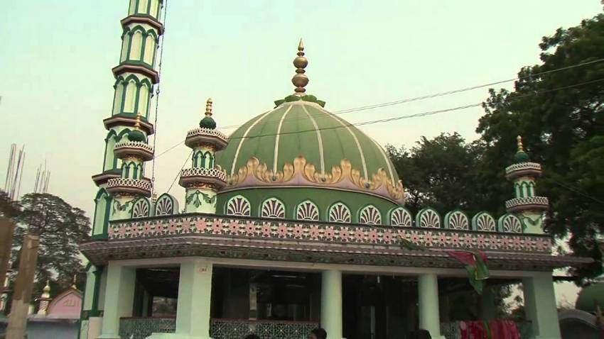 Makhdom Hazrat Shekh Sharf-ud-Deen Ahmad Yahya Muniri رحمۃ اللہ تعالی علیہ