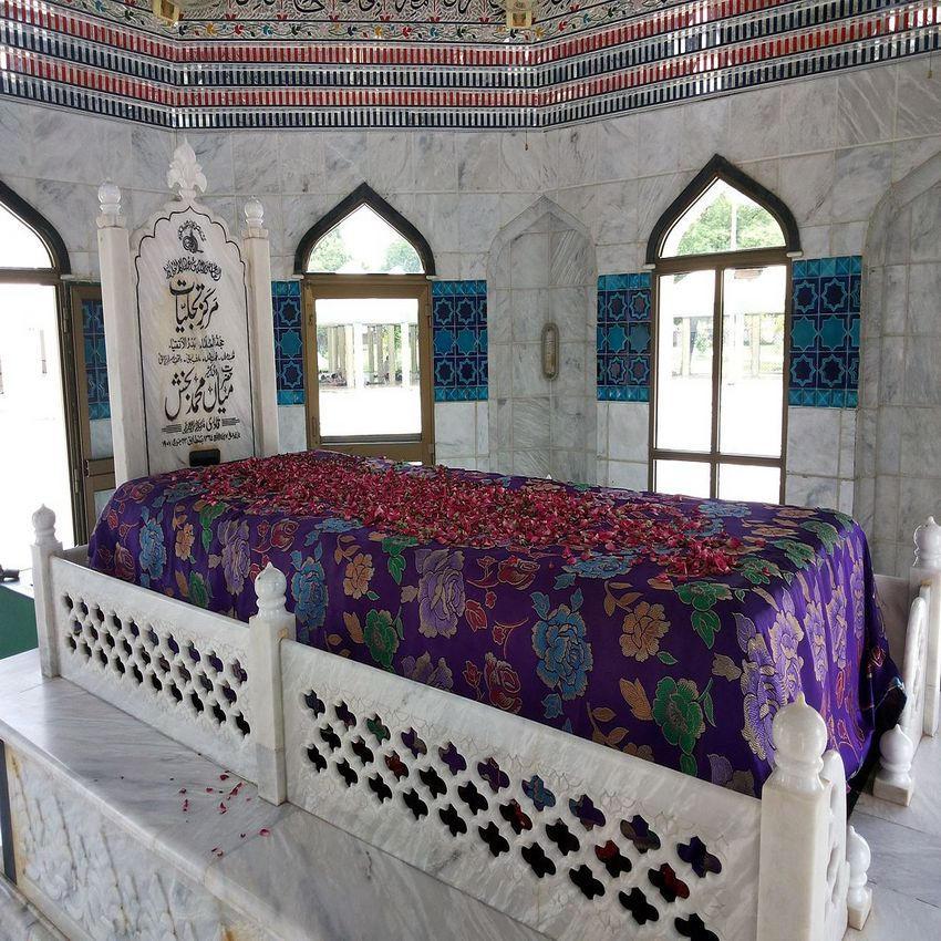 Hazrat Miya Muhammad Bakhsh رحمۃ اللہ تعالی علیہ