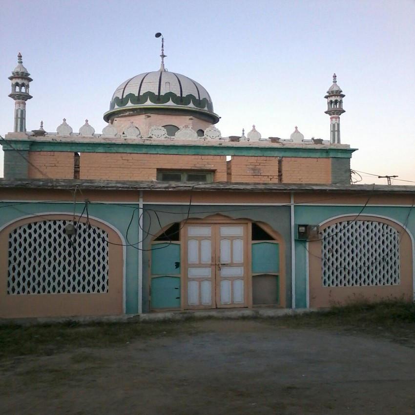 Hazrat Molana Syed Noor ul Hasan Nageenwi Naqshbandi Qadri رحمۃ اللہ تعالٰی علیہ