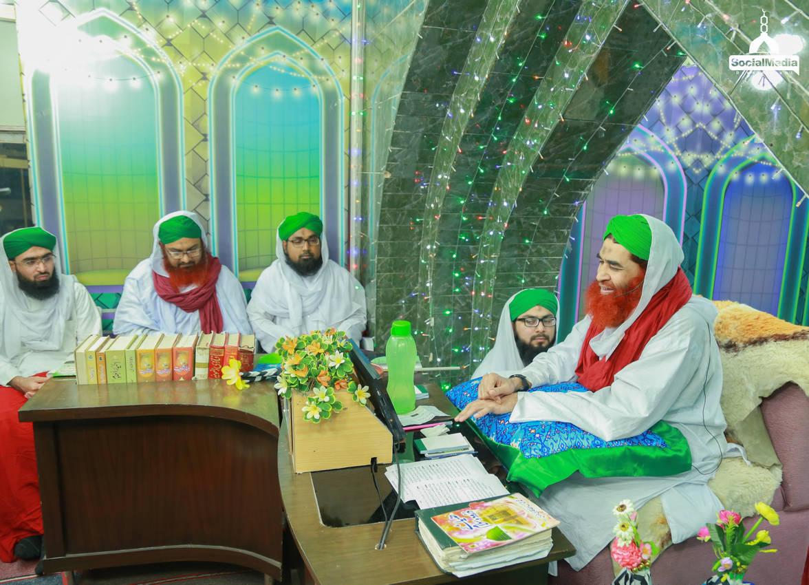 Ameer e Ahle Sunnat (Image  60)