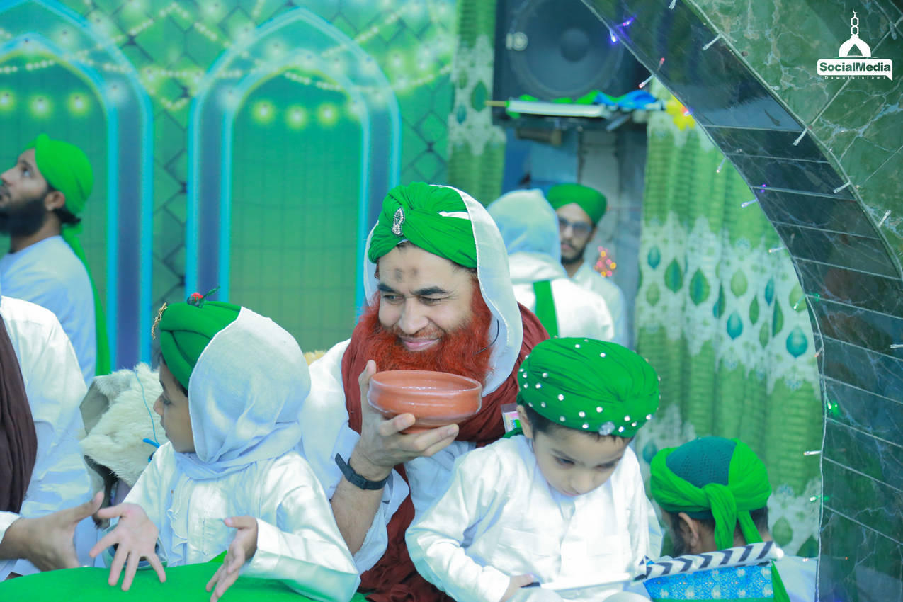 Ameer e Ahle Sunnat (Image  62)