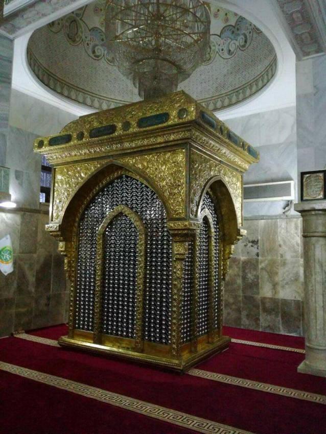 حضرتِ سیّدنا شیخ ابومحفوظ اسدُالدّین معروف کرخی علیہ رحمۃ اللہ القَوی