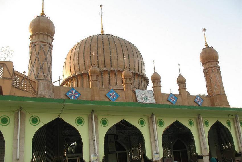 تاج الاولیاء حضرت بابا سیّد محمد تاجُ الدّین اولیاء صابری علیہ رحمۃ اللہ القَوی