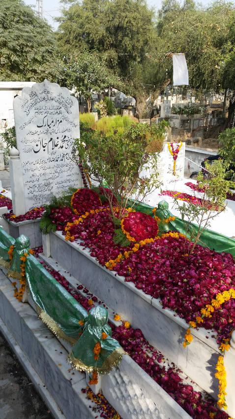 حضرت مولانا مفتی سبطین رضا خان علیہ رحمۃ الرَّحمٰن