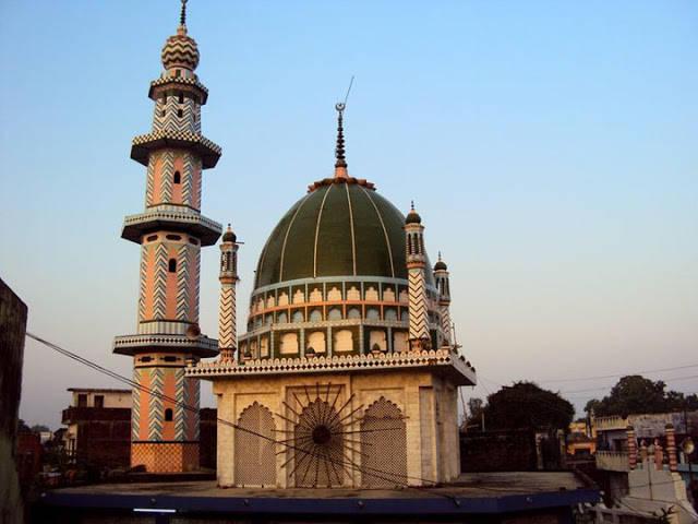 مولانا ابو الفتح عبیدالرضا محمد حشمت علی خان رضوی لکھنوی علیہ رحمۃ اللہ القَوی