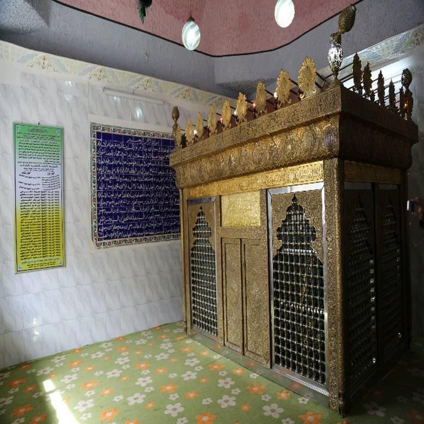 حضرت سیّد شمسُ الدّین عبدُالعزیز جیلانی قادری علیہ رحمۃ اللہ الوَالی