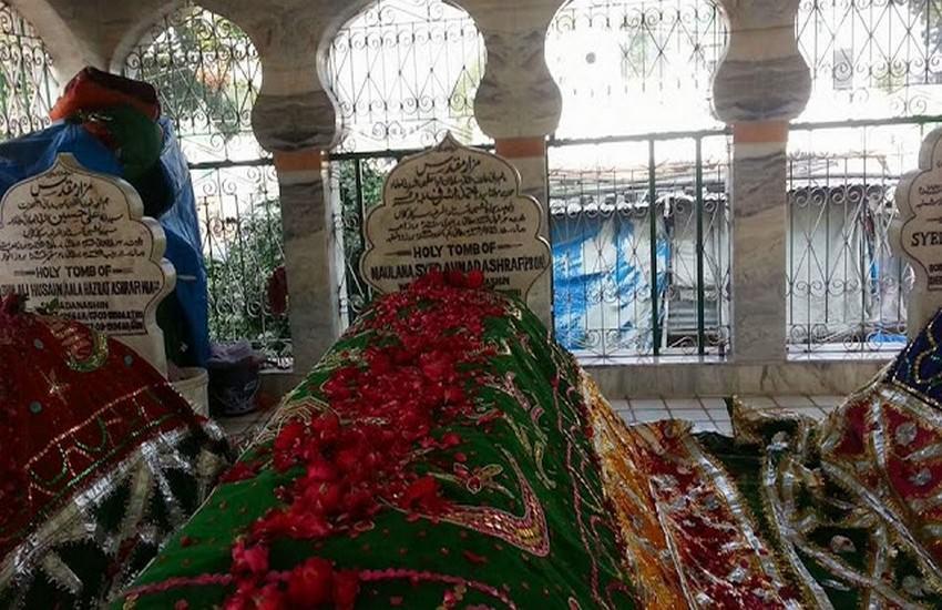 حضرت مولاناسیّد ابوالمحمود احمد اشرف اشرفی