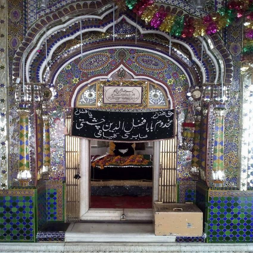 حضرت خَواجہ بابا فضلُ الدین شاہ ہاشمی کَلیامی قُدِّسَ سِرُّہُ ۔ امیج نمبر 3