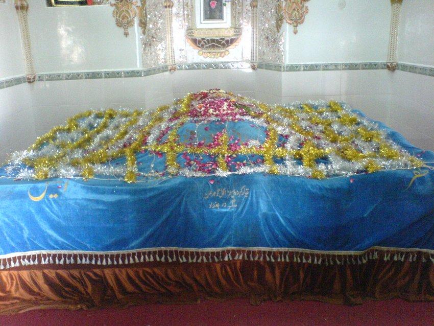 حضرت خَواجہ بابا فضلُ الدین شاہ ہاشمی کَلیامی قُدِّسَ سِرُّہُ ۔ امیج نمبر 8