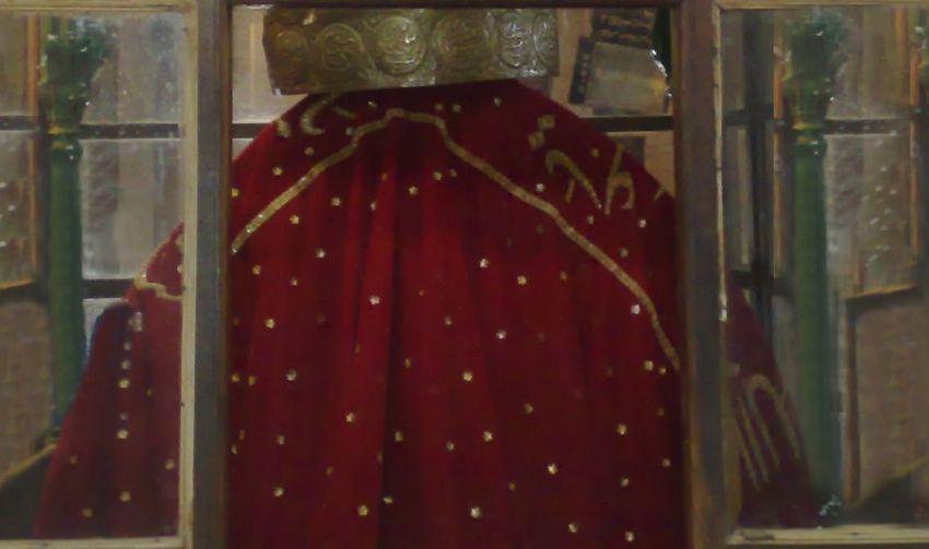 حضرت سیّد ابوالبَرکات جلالُ الدین سرخ پُوش بُخاری اُوچی سہروردی علیہ رحمۃ اللہ القَوی ۔ امیج نمبر 3