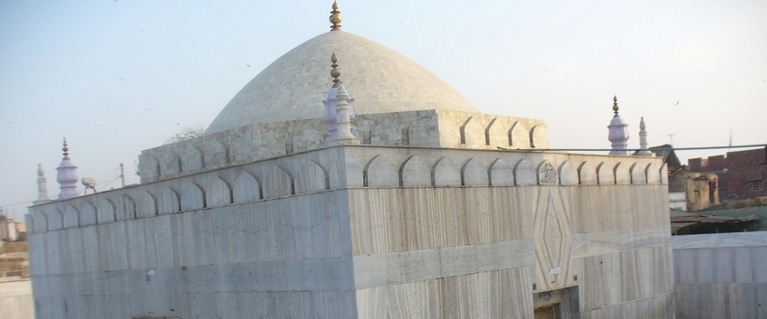 حضرت سیّد بَدیعُ الدین احمد شاہ مَدار علیہ رحمۃ اللہ الغفَّار ۔ امیج نمبر 1