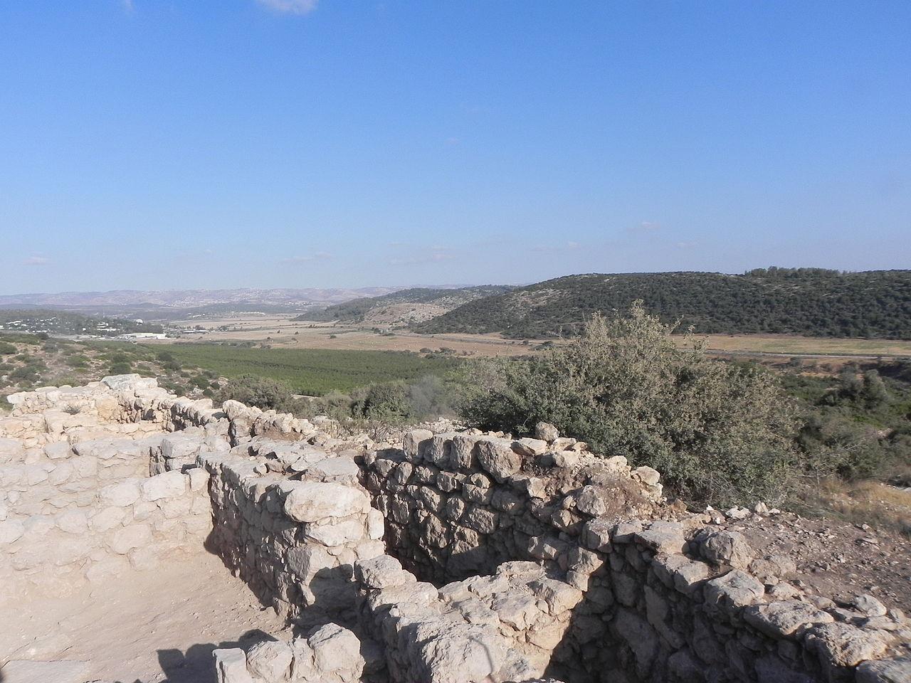 مَعرکہ اَجنادِین (موجودہ صوبہ الخلیل فلسطین) ۔ امیج نمبر 1