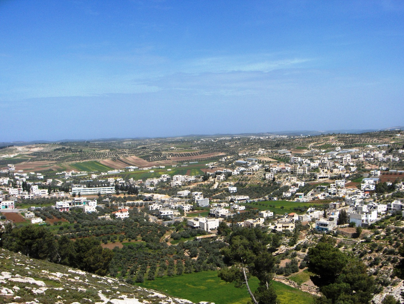 مَعرکہ اَجنادِین (موجودہ صوبہ الخلیل فلسطین) ۔ امیج نمبر 2