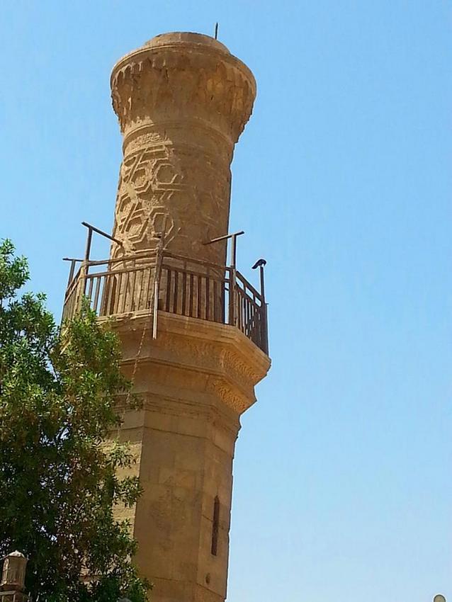 مزار شریف حضرت سیّدنا امام لیث بن سعد مصری علیہ رحمۃ اللہ القَوی