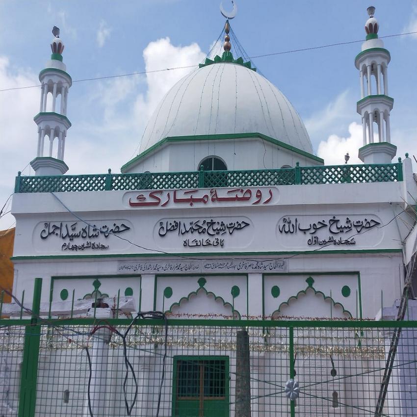 مولانا محمدفاخراشرفی