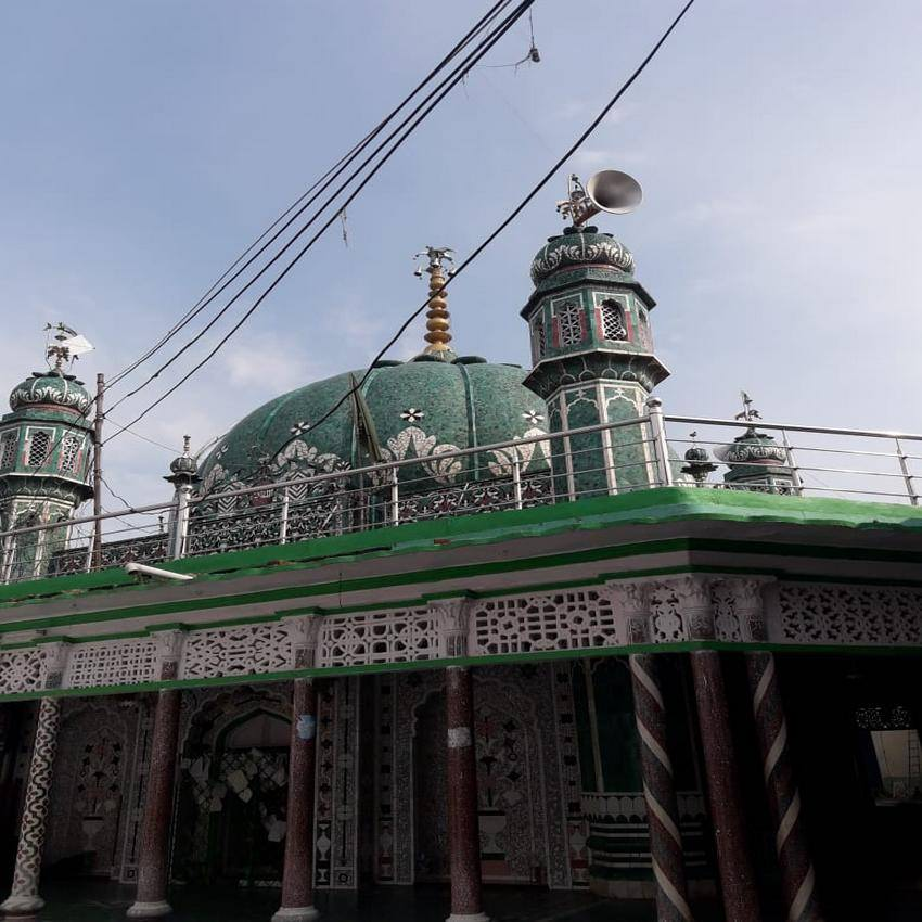 شاہ درگاہی مزارشریف