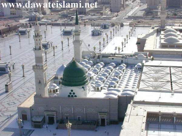 Gumbad-e-Khazra, Madina 23