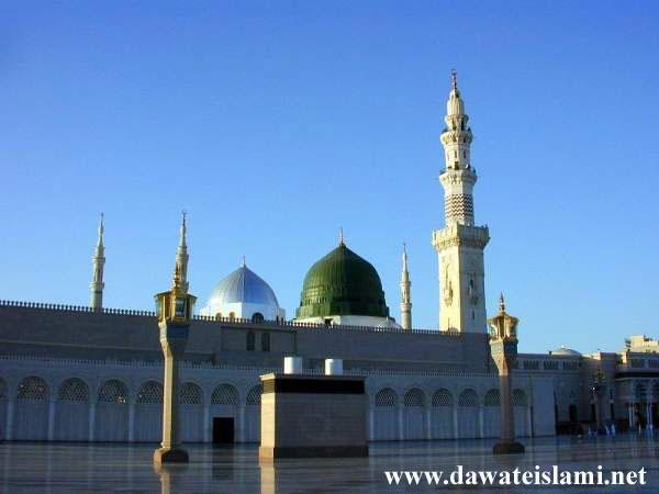 Gumbad-e-Khazra, Madina 24
