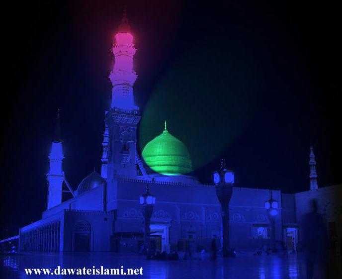 Gumbad-e-Khazra, Madina 42