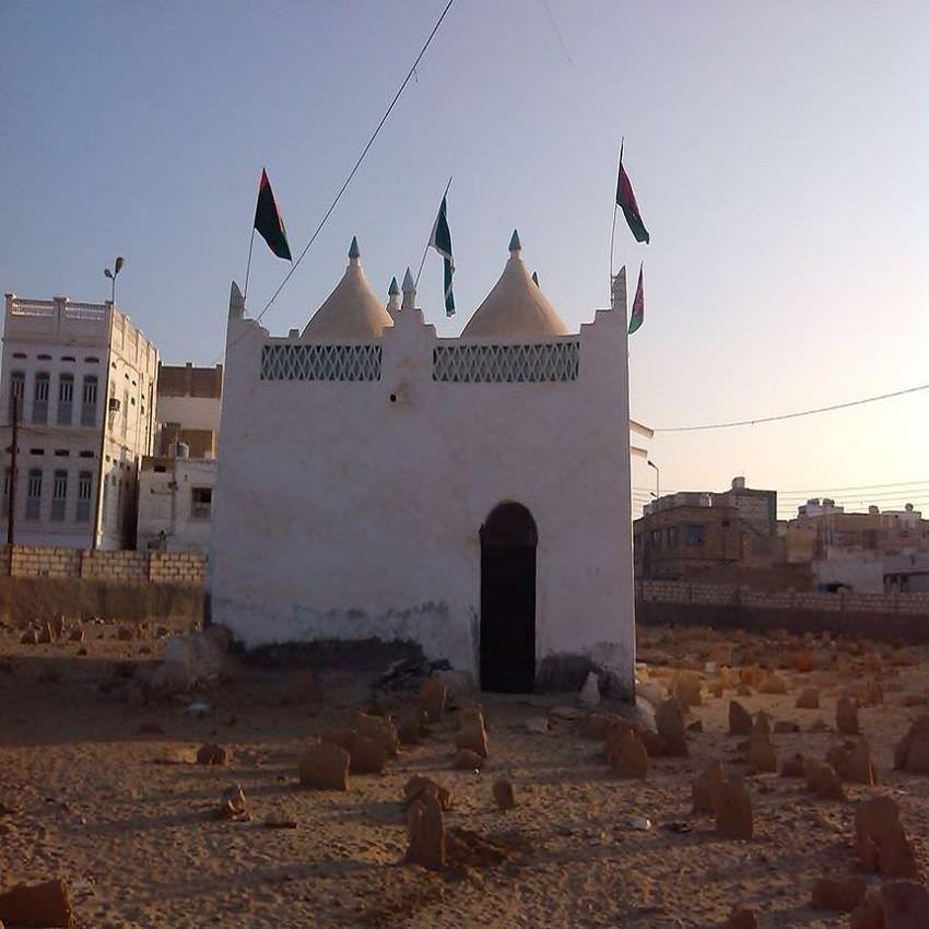 مزار شریف حضرت بلحاج بافضل