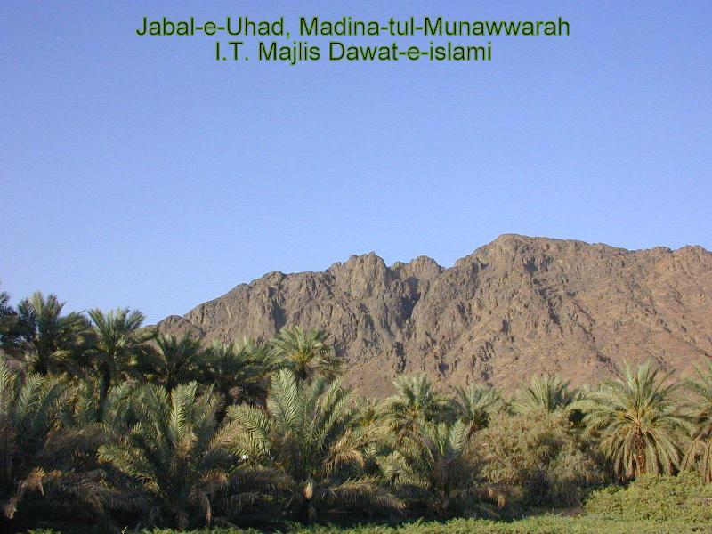 Jabal Uhud, Madina 48