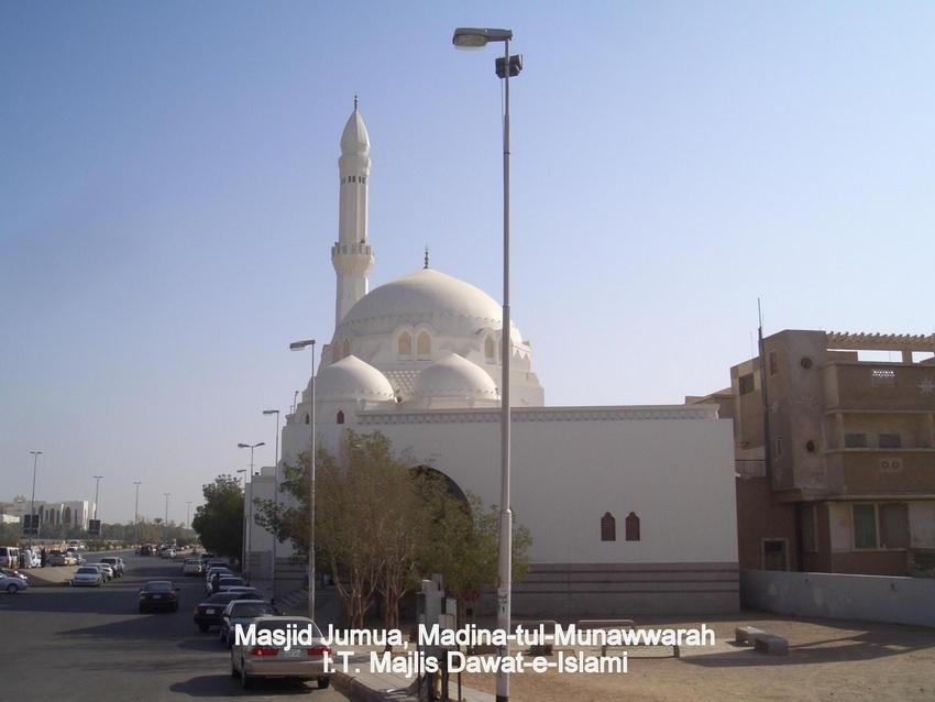 Masjid Jumma, Madina 85