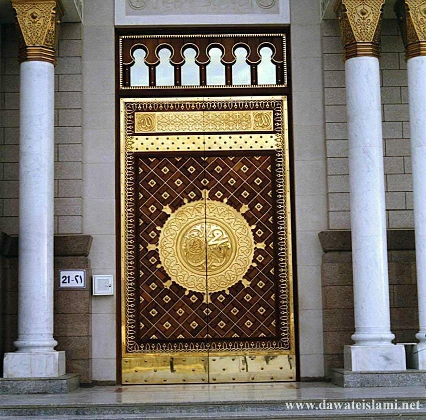 Masjid Nabawi, Madina 02