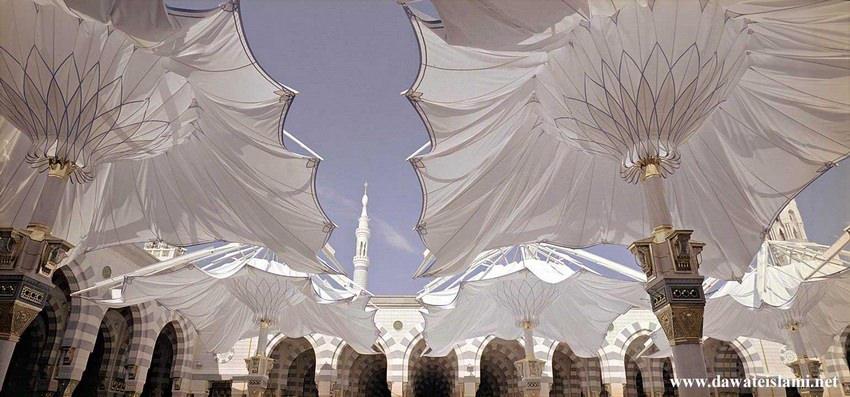 Masjid Nabawi, Madina 4