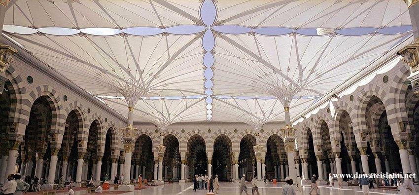 Masjid Nabawi, Madina 5