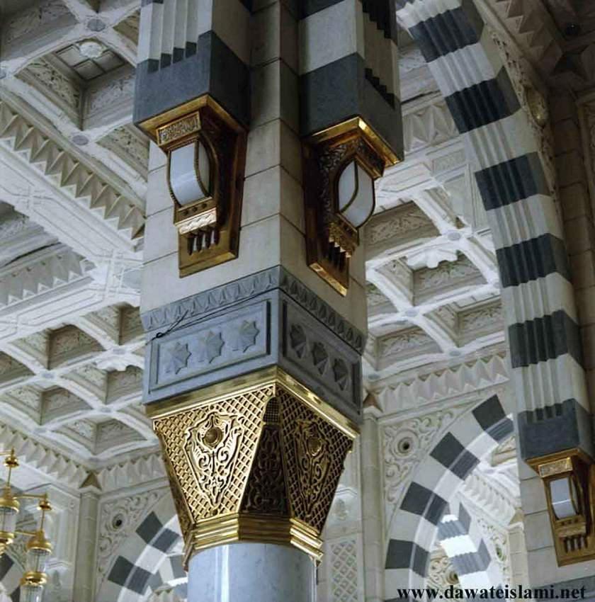 Masjid Nabawi, Madina 17