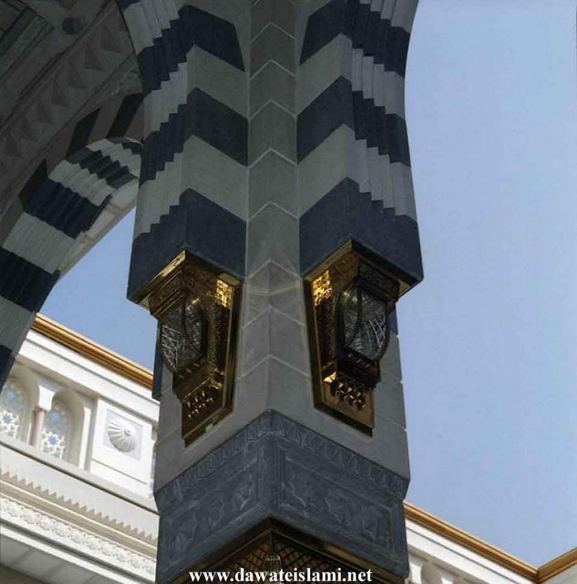 Masjid Nabawi, Madina 18