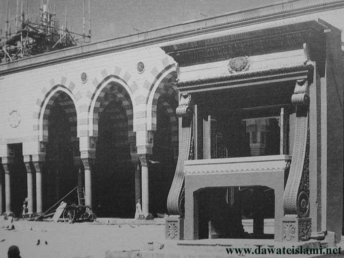 Masjid Nabawi, Madina 32