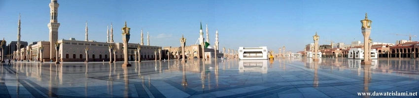 Masjid Nabawi, Madina 34