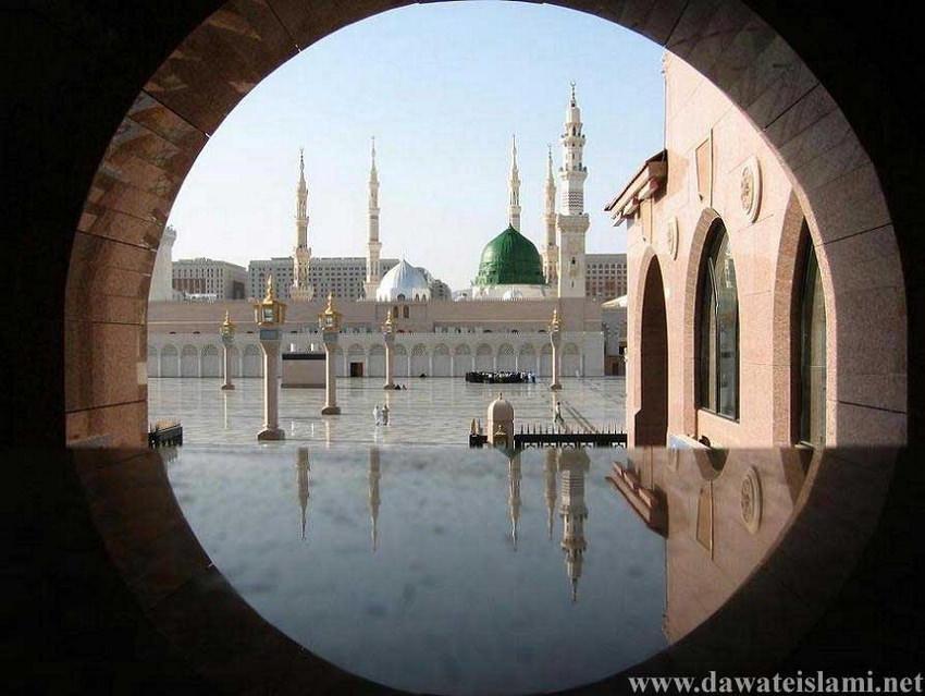Masjid Nabawi, Madina 37