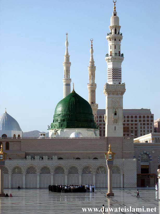 Masjid Nabawi, Madina 38