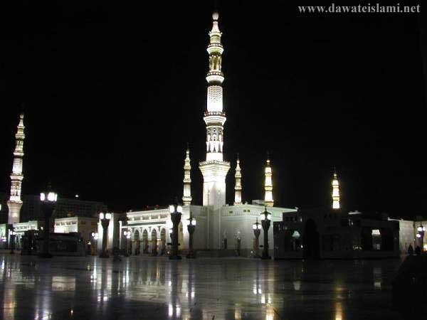 Masjid Nabawi, Madina 44