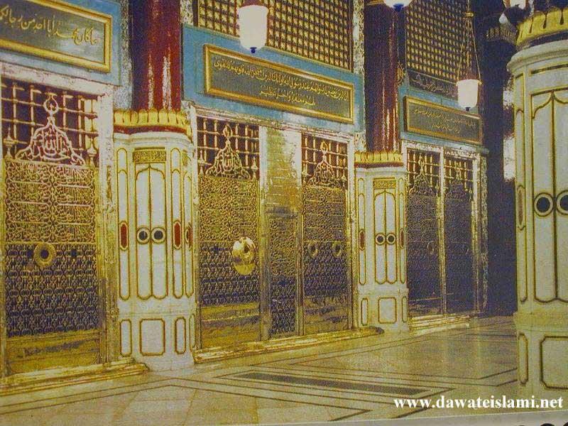 Masjid Nabawi,Roza e Rasool, Madina 65