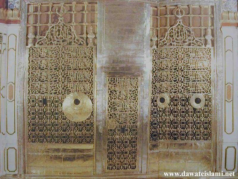 Masjid Nabawi, Madina 67