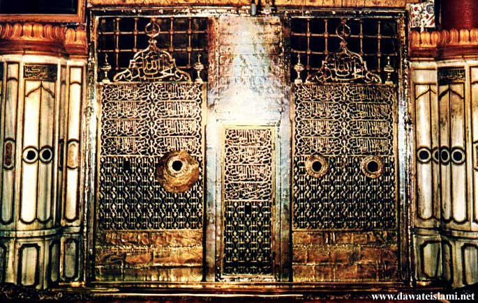 Masjid Nabawi, Roza e Rasool, Madina 71